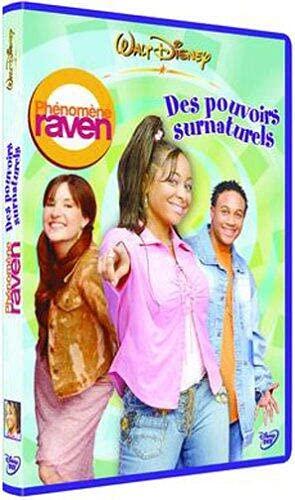 Phénomène Raven - Des pouvoirs surnaturels [Francia] [DVD]