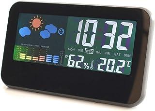 YIN YIN, higrómetro Temperatura, termómetro electrónico y el higrómetro de Alta precisión de medición de la Temperatura y ...