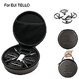 DJI Tello Drone étui étanche/batterie, DJI Tello, sac de transport, sac (Black)