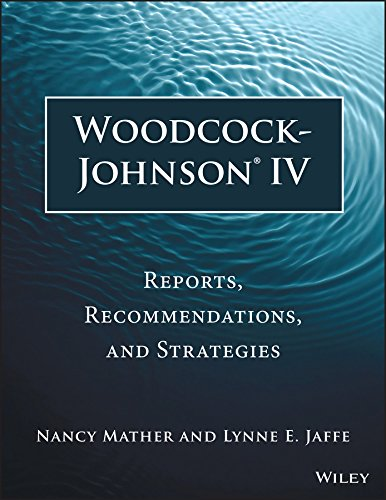 Woodcock Johnson Iv Reports Recommendations And Strategies
