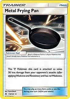 Metal Frying Pan - 112/131 - Uncommon - Forbidden Light