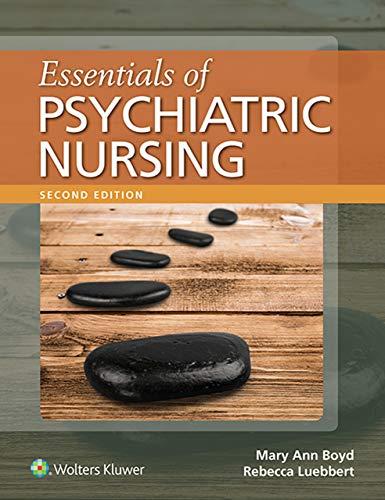 51twPax644L - Essentials of Psychiatric Nursing