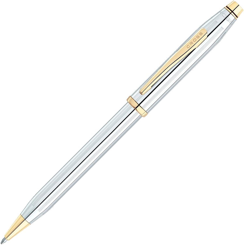 Cross Century II II II Kugelschreiber – Medalist Chrome & Gold B01MZWKJ7U | Erste Gruppe von Kunden  d2a684