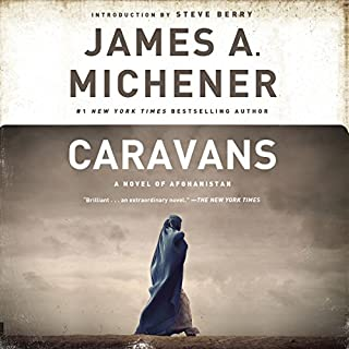 Caravans audiobook cover art