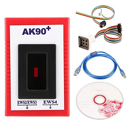 AK90 + Auto Key Programmer V3.19 Übereinstimmungs Diagnosewerkzeug für EWS AK90 KEY-PROG