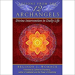 Lessons from the Twelve Archangels audiobook cover art
