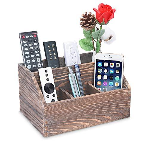NoFlat SMZuojiu 4Ge - Soporte para mando a distancia (madera)
