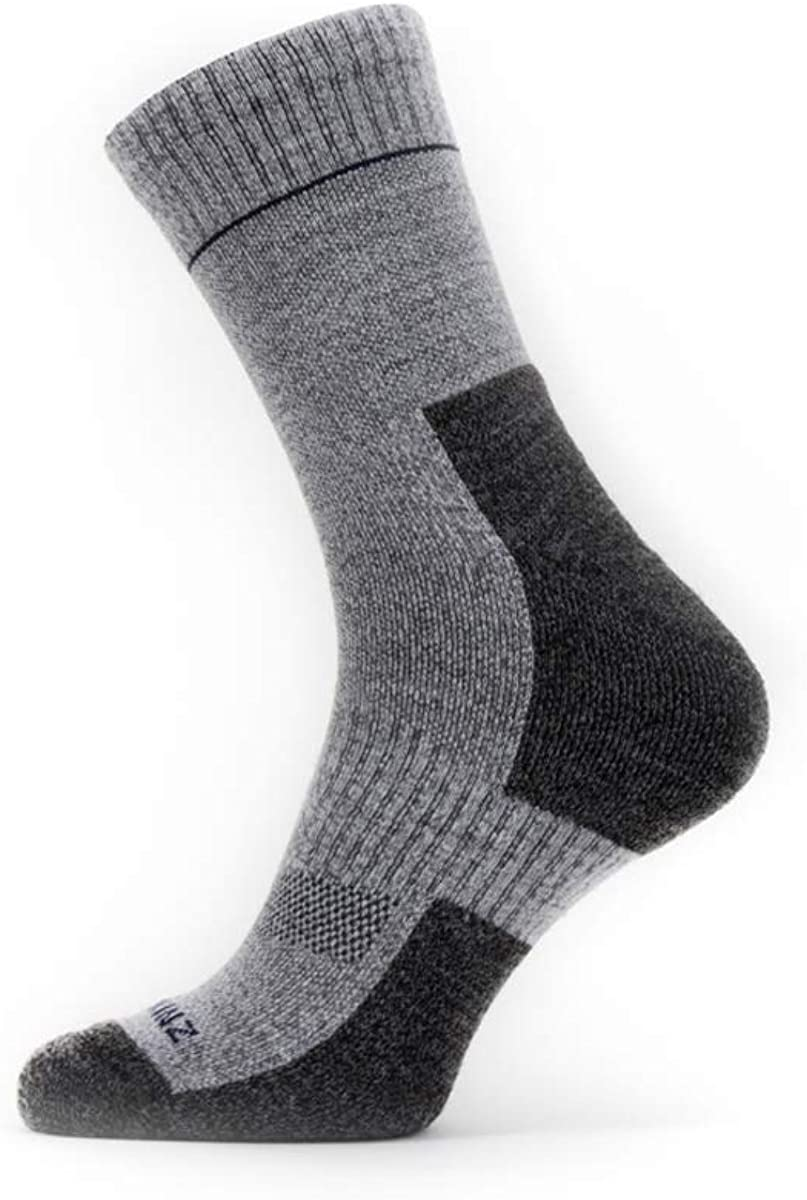 SEALSKINZ unisex Solo Quickdry Ankle Length Sock