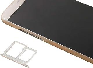 互換性のある取り替え LG G5 / H868 / H860 / F700 / LS992 SIMカードトレイ+マイクロSD/SIMカードトレイアクセサリのためのIPartsBuy (Color : Gold)