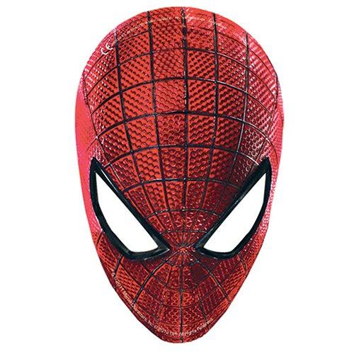 6 Masques en papier The Amazing Spiderman™ enfant