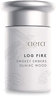 Log Fire Scented Home Fragrance - Schedule Using App With Aera Smart 2.0 Diffusers - State Of The Art Air Freshener Technology…