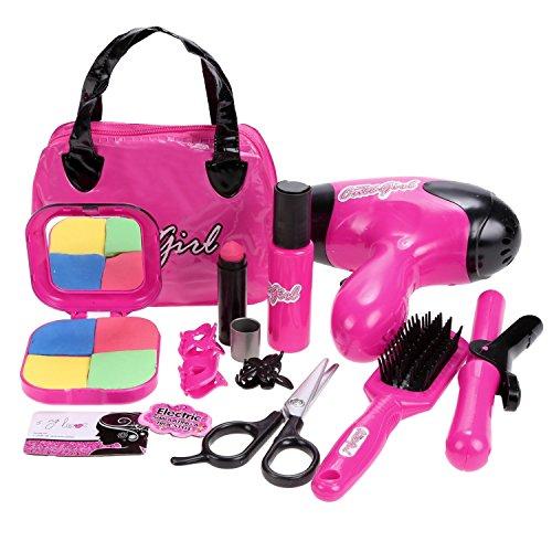 Liberty Imports Cute Girls Hair Stylist Beauty Salon Fashion Pretend Play Set
