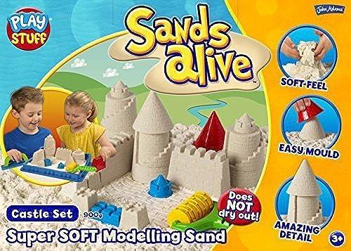 promociones John Adams Sands Alive Castle Set by John John John Adams  bienvenido a comprar