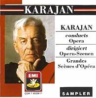 Conducts Opera