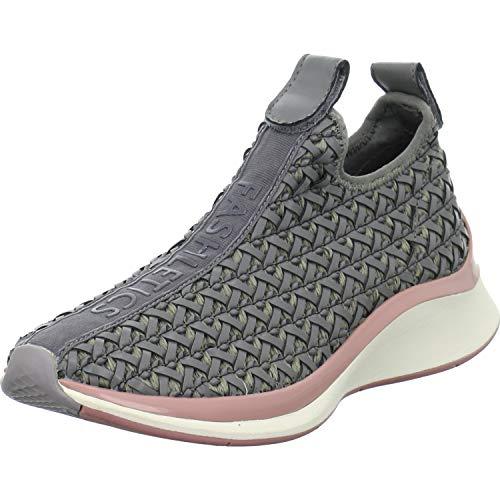 Tamaris Fashletics Damen Sneaker Grau, Schuhgröße:EUR 39