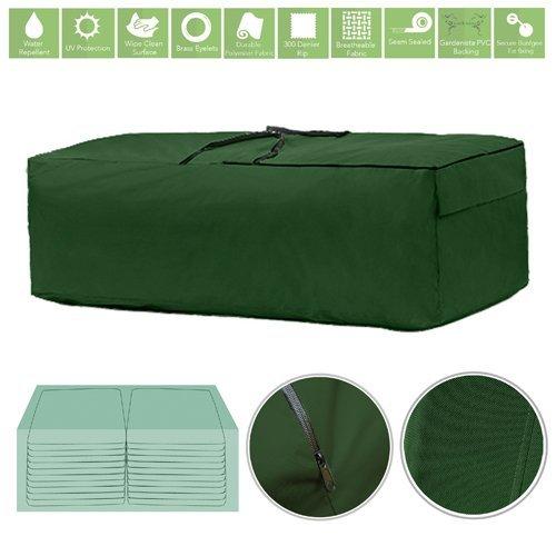 Green Water Resistant Garden Accessories Cover Protector XXL Storage Bag