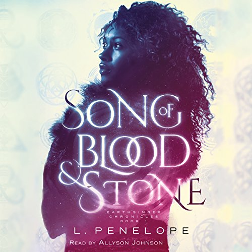 Song of Blood & Stone audiobook cover art