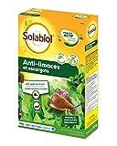 SOLABIOL SOLIMA900 Anti Limaces et Escargots Granules d'Origine Naturelle | 900 gr |...