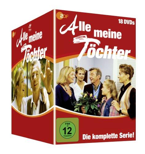 Alle meine Töchter - Die komplette Serie (18 DVDs)