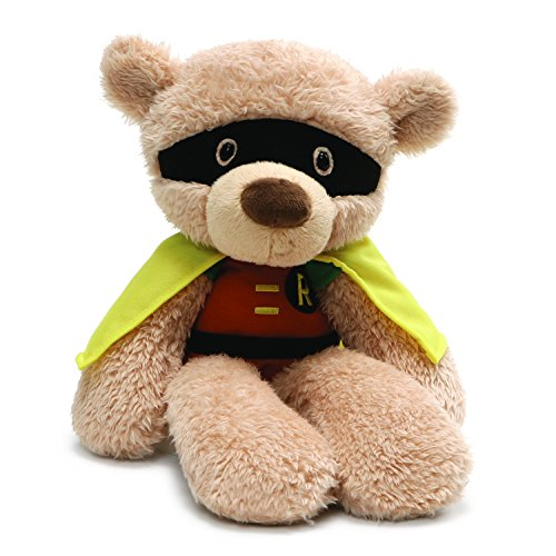 Robin Stuffed bear plush