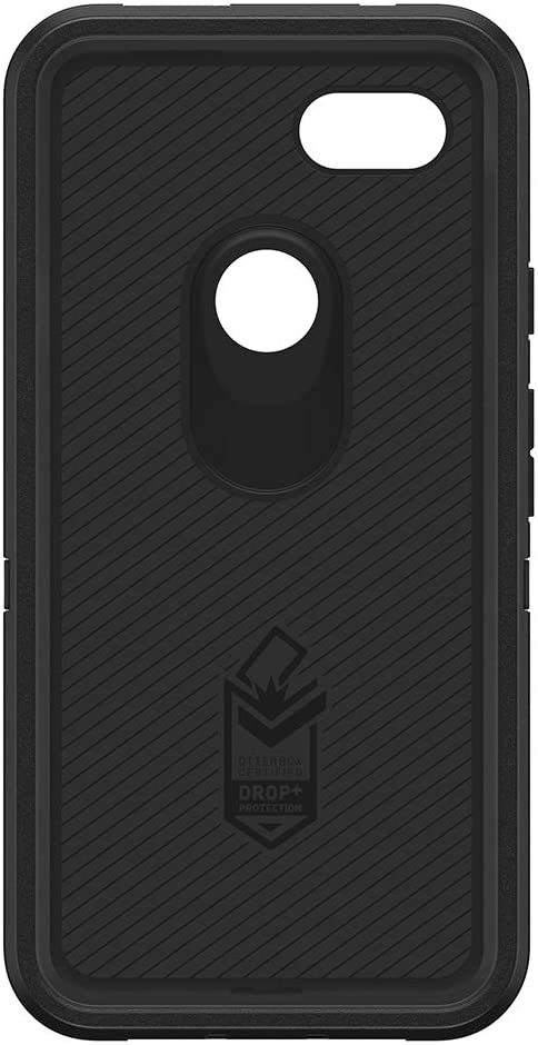 OtterBox Defender Series Case for Google Pixel 3a XL - Retail Packaging - Black