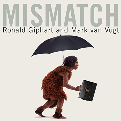 Mismatch audiobook cover art