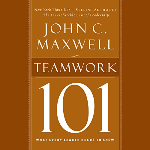 Teamwork 101 audiobook cover art