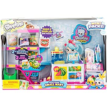 Shopkins Small Mart Playset Childrens Toy | Shopkin.Toys - Image 1