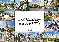 Bad Homburg vor der Hoehe Impressionen (Wandkalender 2022 DIN A4 quer): Beeindruckende zwoelf Bilder der Stadt Bad Homburg vor der Hoehe (Monatskalender, 14 Seiten )