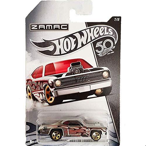Hot-Wheels Plymouth Duster Thruster 50th Anniversary Zamac 7/8