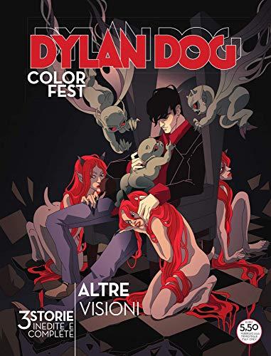 #MYCOMICS Dylan Dog Color Fest N° 32 – Altre Visioni – Sergio Bonelli Editore – Italiano