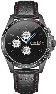XNNDD Smart Watch Men´s Sports Watch La información de monitoreo de la presión Arterial del Ritmo cardíaco Recuerda al Reloj a Prueba de Agua