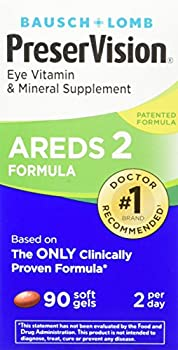 90-Count PreserVision AREDS 2 Eye Vitamin & Mineral Supplement