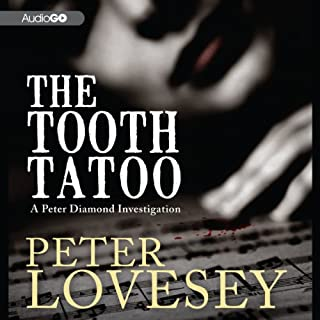 The Tooth Tattoo audiobook cover art