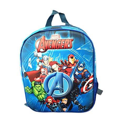 Marvel Mochila para Niños Avengers Mochila Infantil 3D Los vengadores