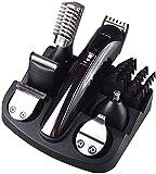 Cortapelos profesional sin cable para hombres El corte de pelo del condensador de ajuste del pelo adulto máquina de...