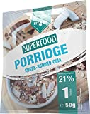 Best Body Nutrition Superfood Porridge - Coconut Chocolate Chia - 50 g bag