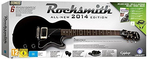 UBISOFT ROCKSMITH 2014 XBOX 360 + GUITAR Rocksmith by UBI Soft