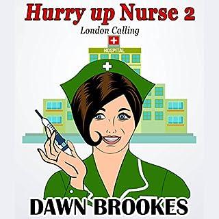 Hurry Up Nurse 2: London Calling audiobook cover art