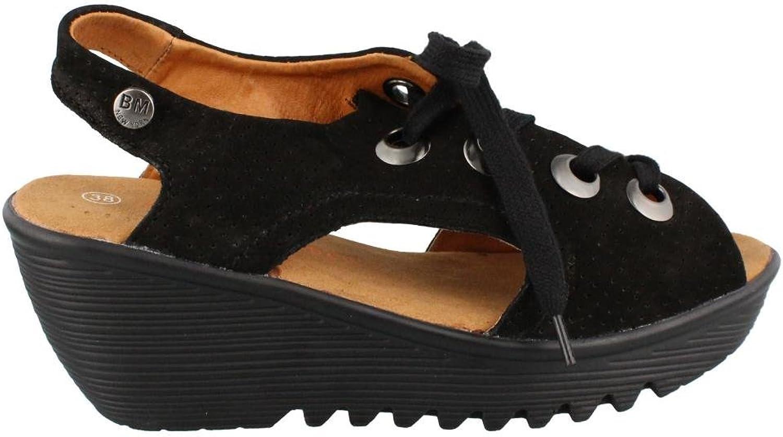 Women's Bernie Mev, Marcelo Mid wedge Heel Sandals