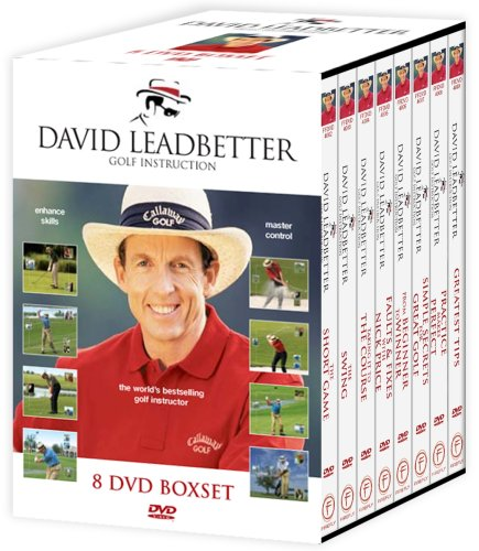 David Leadbetter : The Complete Collection - 8 Disc Box Set (Exclusive To Amazon.co.uk) [8 DVDs]