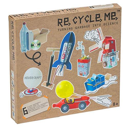 RecycleMe–16sc302–Wissenschaft und Entdeckung–Größe L