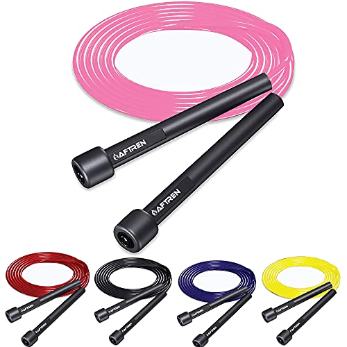 AFTREN Skipping Rope Jumping Speed Sports Exercise Jump for Adult Fitness...
