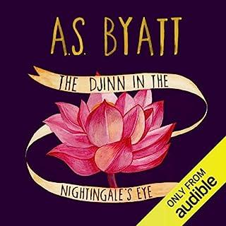 The Djinn in the Nightingale's Eye cover art