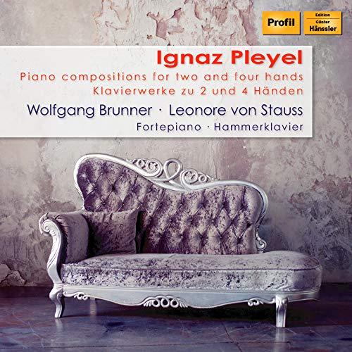 Pleyel: Piano Compositions for 2 and 4 Hands