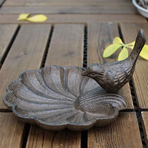 Asbakken, Aanpassen kleine vogel schelp asbak kandelaar vogel etensbak woondecoratie ornamenten Home Decoration Present Gifts