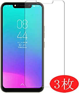 【3 Pack】 Synvy Screen Protector for Tecno Pouvoir 3 TPU Flexible HD Clear Case-Friendly Film Protective Protectors [Not Tempered Glass] New Version
