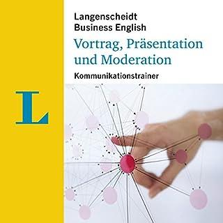 Vortrag, Präsentation und Moderation - Kommunikationstrainer (Langenscheidt Business English) Titelbild