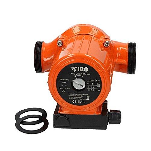 Circolazione IBO OHI 32-80 180 pompa riscaldamento ad acqua calda di riscaldamento a rotore bagnato