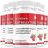 (5 Pack) Okinawa Flat Belly Tonic Powder Pills...